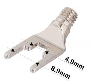 Combicon_spade_rhodium_measurements