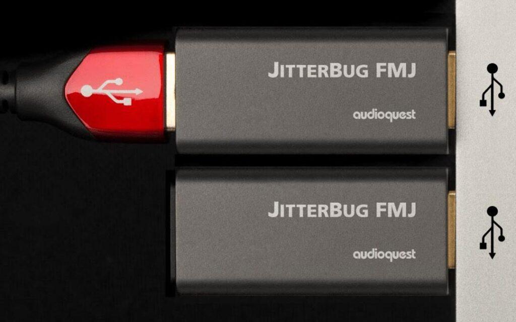 AudioQuest JitterBug FMJ 102a