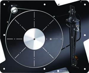DG-1 Record Player Birdseye