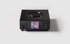 Naim Audio - White - Uniti Atom HE Front High 02a