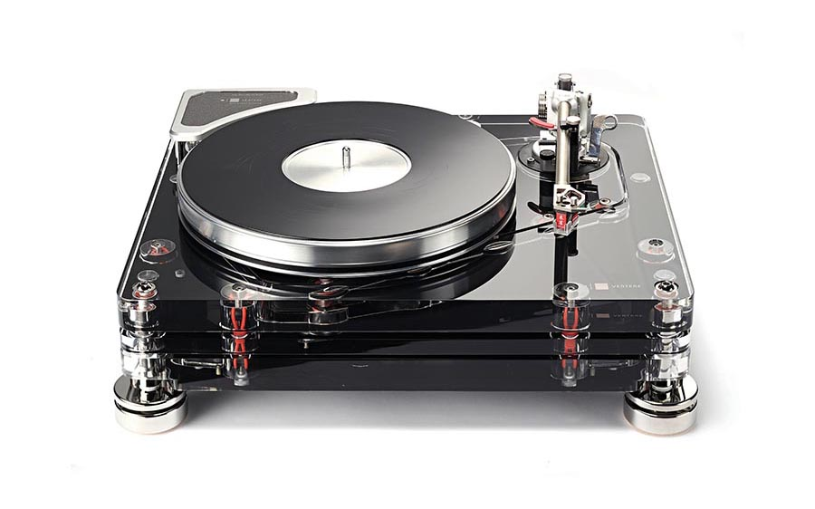 Vertere RG-1 Reference Groove Record Player Black_1a